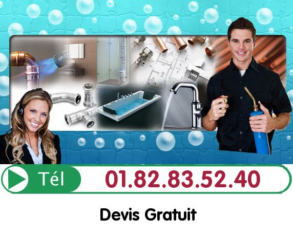 Plombier Le Vesinet 78110