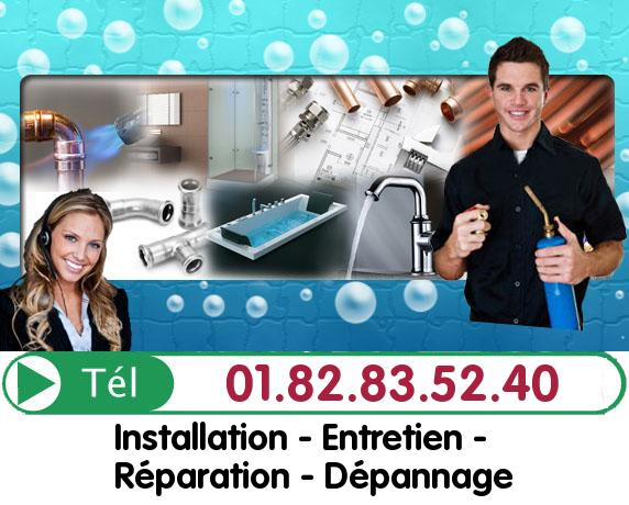 Plombier Verneuil sur Seine 78480