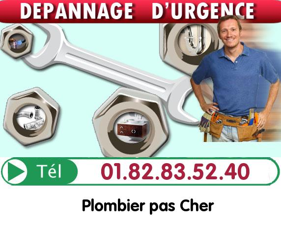 Pompage Regard Belloy en France 95270