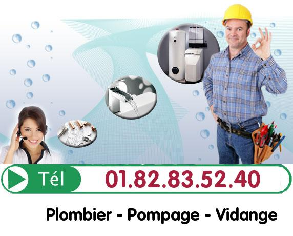 Pompage Regard Milly la Foret 91490